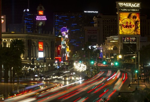 Who bought the Las Vegas Review-Journal? It's anybody's guess