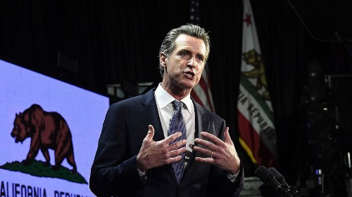 After cop's death, Gov. Gavin Newsom says he supports expanding 'red flag' gun laws