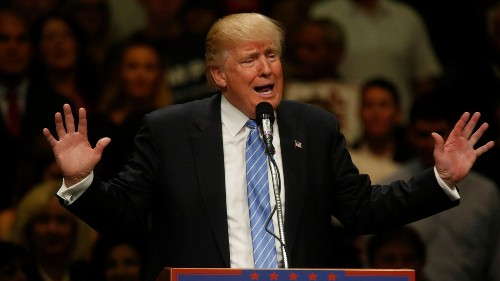 Donald Trump moves to block the release of his video testimony in university lawsuit