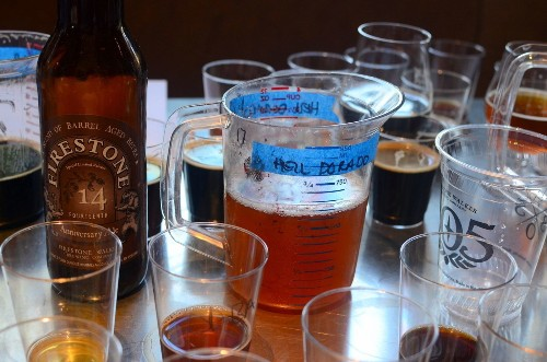 Firestone Walker calls on winemaking friends to create anniversary beer - Los Angeles Times