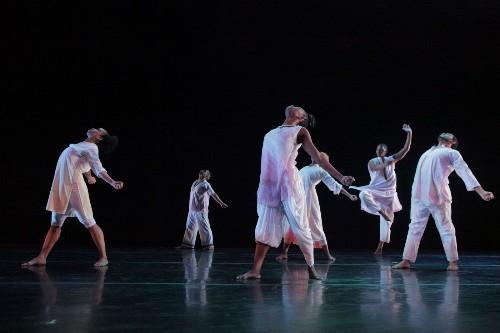 Ronald K. Brown's Evidence dance company proves the power of faith