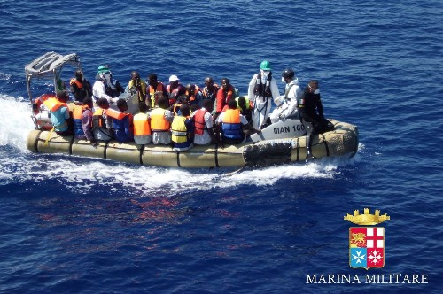 As many as 750 migrants feared dead in five Mediterranean shipwrecks