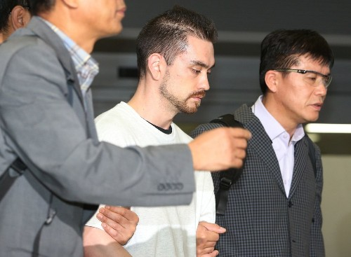 California man gets 20 years for 1997 killing in Seoul - Los Angeles Times