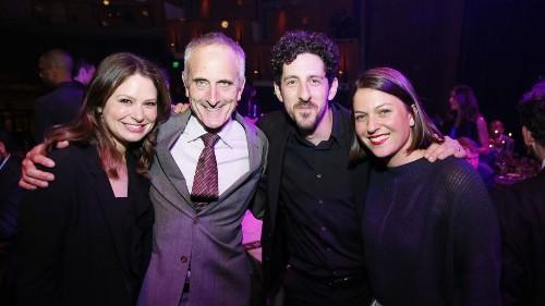 Katie Lowes, Adam Shapiro, Darren Criss, Lea Michele take part in 'A Grand Night' gala