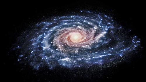 Heart of darkness: Scientists probe dark matter near Milky Way's core