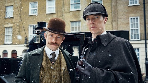 TV This Week, Dec. 27-Jan. 2: 'Sherlock' on 'Masterpiece Mystery!' and more - Los Angeles Times