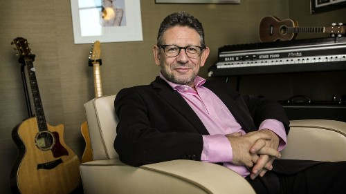Universal Music CEO Lucian Grainge promises 'transparency' over 2008 fire damage