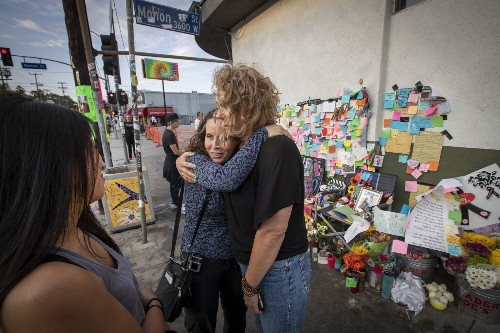 The tender, terrifying truth about what happened inside the Trader Joe's hostage siege - Los Angeles Times