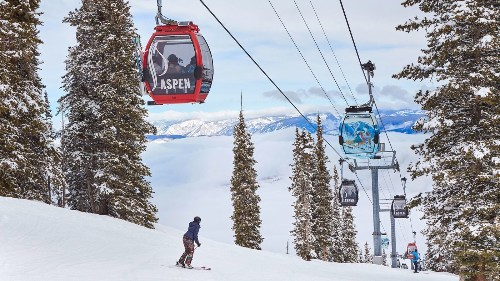 Think Aspen is too expensive? Here's how to enjoy the Colorado ski resort without a trust fund - Los Angeles Times