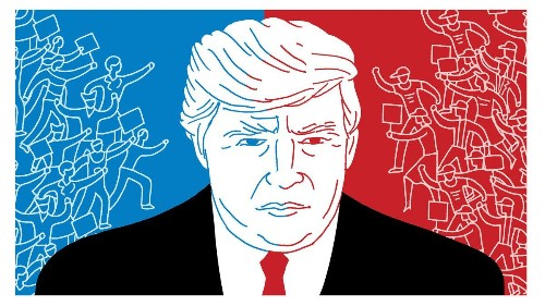 Reclaim your life from the jaws of Donald Trump