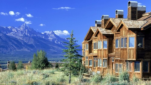 Teton mountain resort offers stay plus two meals for $190 - Los Angeles Times