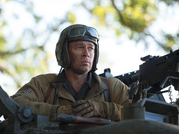 From 'Patton' to 'Fury,' tank films that roll