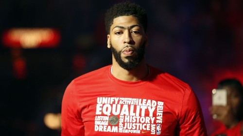 Lakers agree to trade for Pelicans superstar Anthony Davis