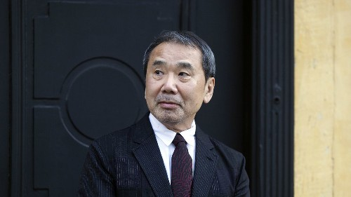 Love is a wound, or something like that, in Haruki Murakami's new collection, 'Men Without Women'