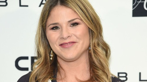Jenna Bush Hager announces third pregnancy on 'Today' show: 'It is a shock'