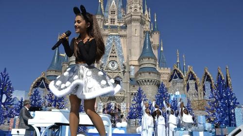Friday's TV Highlights: 'Disney Parks Unforgettable Christmas Celebration' on ABC