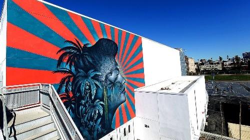 Essential Arts: Whitewashing a mural, 'Mockingbird' on Broadway, Zubin Mehta hits L.A.s - Los Angeles Times