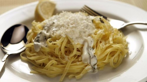 Fix this quick and easy lemon pasta recipe for dinner tonight