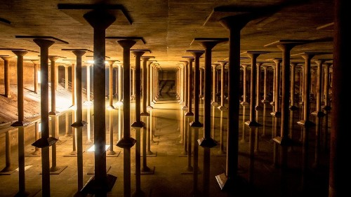 Underneath Houston is a remarkable landmark, and now you can visit
