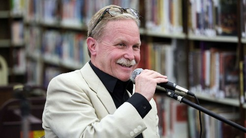 L.A. Times columnist Erskine packs house at LCF's One City, One Book event