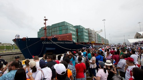 A new era in global trade begins, as $5.4-billion Panama Canal expansion opens - Los Angeles Times