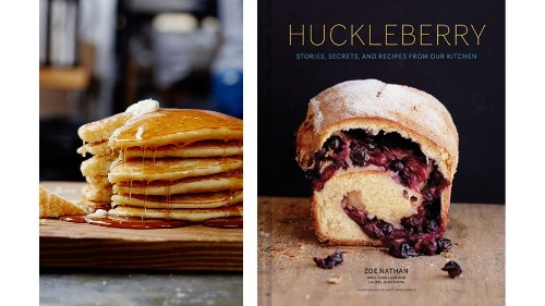 'Huckleberry' is a baking book for even non-bakers