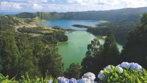 Island hop, snorkel and whale watch in Portugal's Azores Islands