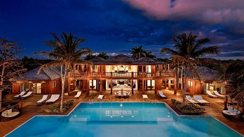 Hot Property: Bruce Willis seeks Nakatomi-sized haul for Caribbean getaway