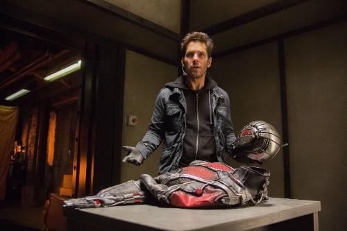 No small feat: 'Ant-Man' wins over critics