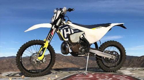 Is this the future of dirt bikes? Husqvarna's fuel-injected 2-stroke