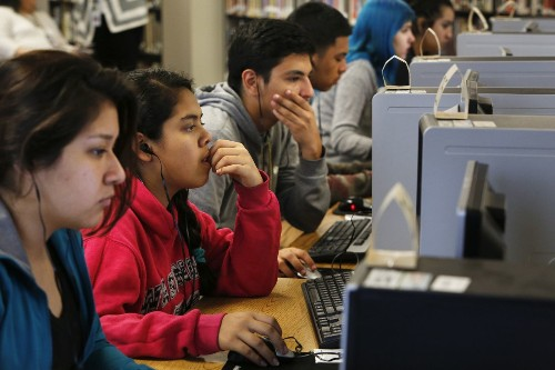 State suspends use of test scores to measure school quality - Los Angeles Times