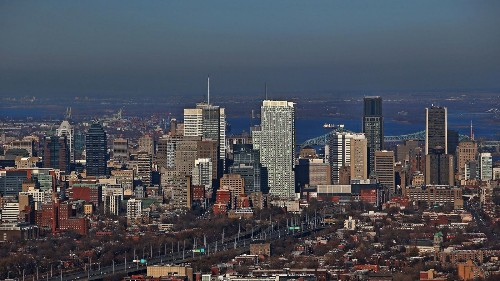 Why Montreal has had only 19 homicides this year
