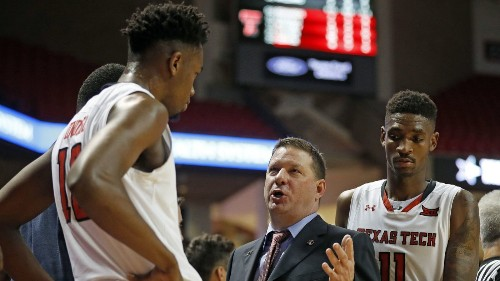 College basketball: No. 11 Texas Tech routs Northwestern State 79-44 - Los Angeles Times