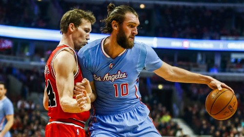 Clippers take 96-86 victory over Bulls after fourth-quarter surge