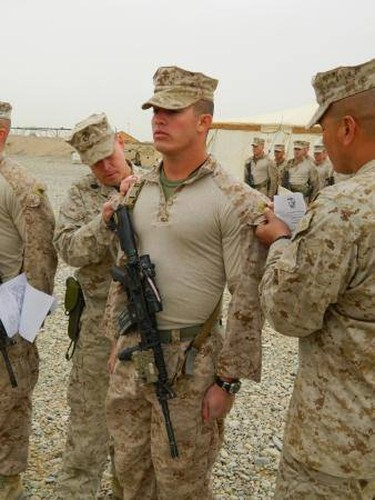 Marine held in Mexican prison on weapons charges - Los Angeles Times