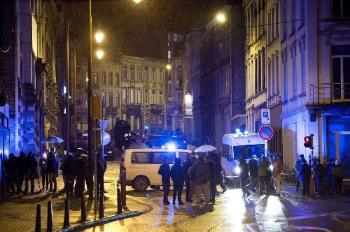 Belgian police kill two suspects during anti-terrorism raid