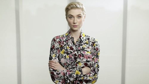 Elizabeth Debicki opens up about her life. Now what about that top-secret project?