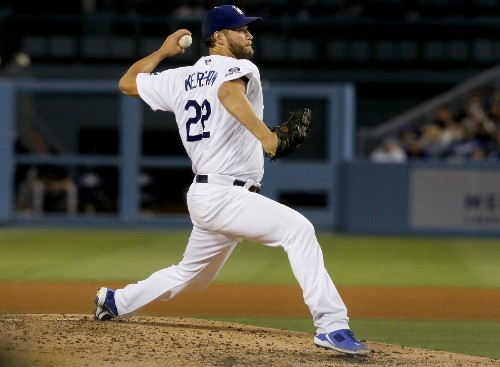 Clayton Kershaw and the Dodgers' offense dominate in shutout win over the Giants