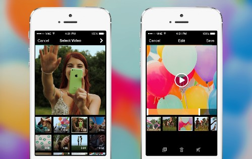 Vine makes a play for brands by adding video-import feature