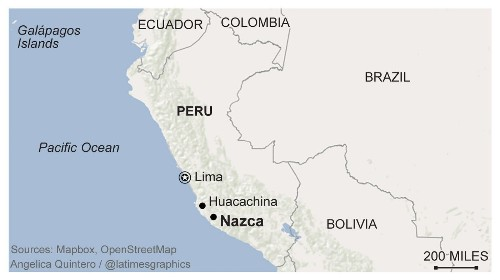 The Nazca Lines of Peru: An ancient riddle etched in the earth makes for a perfect family adventure