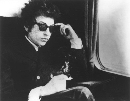 Images from Bob Dylan and D.A. Pennebaker's 'Dont Look Back' revisit the poetry and power of change