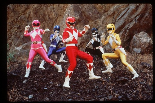 'Mighty Morphin Power Rangers' gets new movie turn