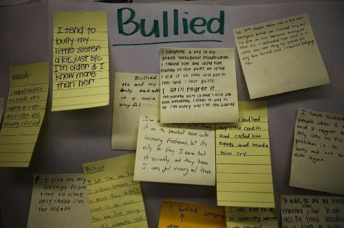 Long-term study shows why bullying is a public health problem - Los Angeles Times