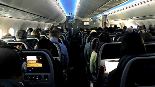 Your airplane seats may be comfier and smell better in coach cabin of the future