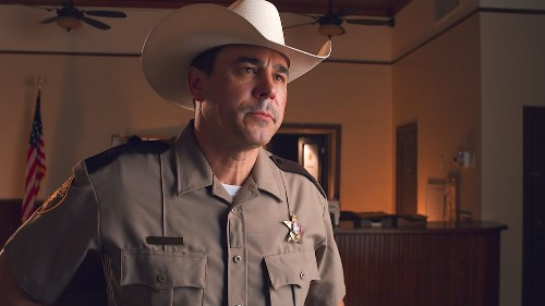 Review: Low-budget 'My Stretch of Texas Ground' takes the high road on terror at the border