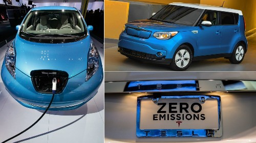 Gov. Jerry Brown signs bills to boost purchases of electric cars