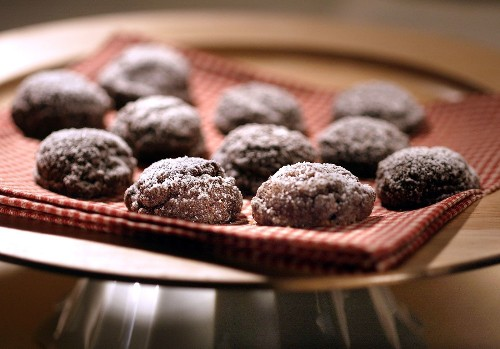 These chocolate sparkle cookies will make you happy - Los Angeles Times