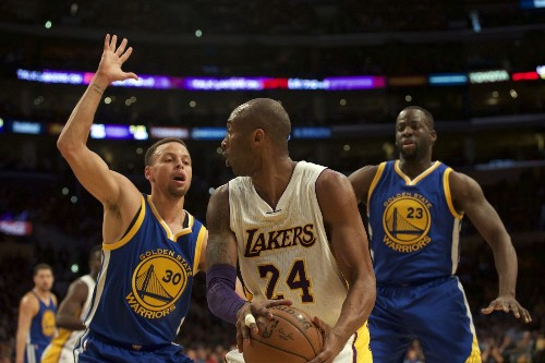 Lakers pull off the shocker of the NBA season, stunning the league-leading Golden State Warriors, 112-95 - Los Angeles Times