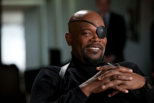 Here's why Nick Fury was absent in Marvel's 'Civil War' - Los Angeles Times