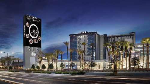 Las Vegas getting a W Hotel as part of existing SLS Hotel on the Strip